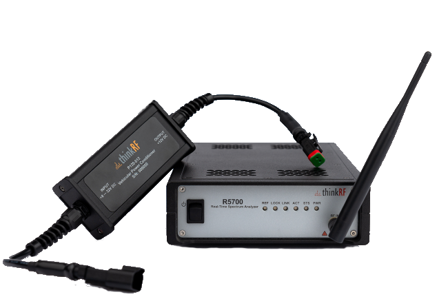 ThinkRF Announces Spectrum Analyzer with Global Navigation Satellite System (GNSS) for Mobile Situational Awareness