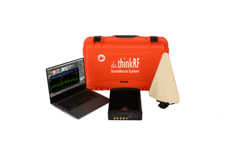 ThinkRF Launches Continuous RF Surveillance Solution  for In Place Monitoring of Unauthorized Signals